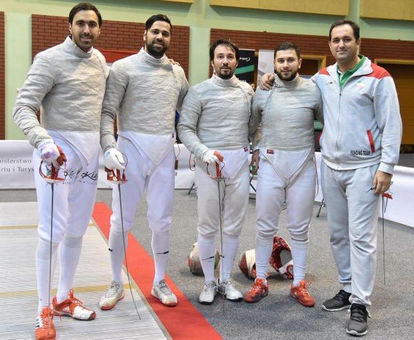 تیم سابر ایران,اخبار ورزشی,خبرهای ورزشی,ورزش