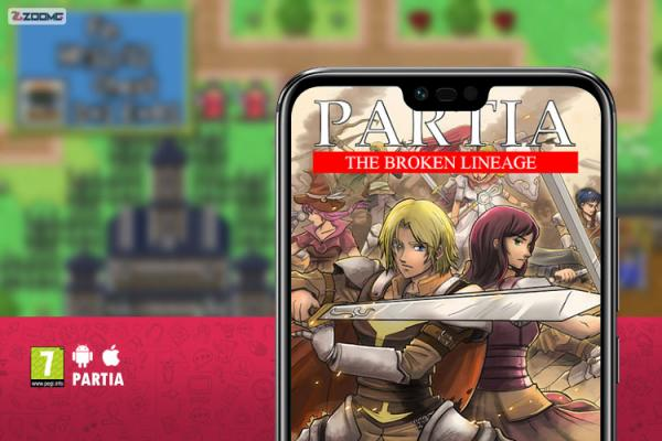 بازی موبایل Partia,اخبار دیجیتال,خبرهای دیجیتال,بازی