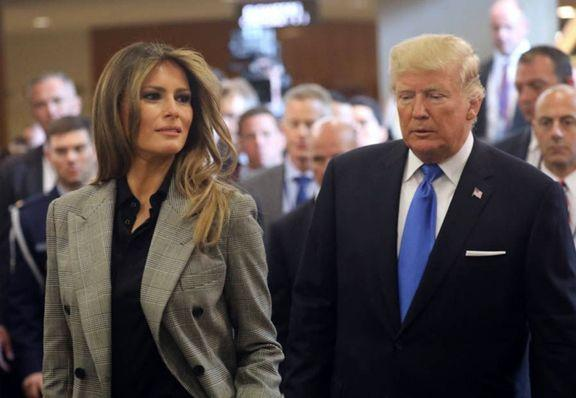 بدل ملانیا ترامپ,اخبار سیاسی,خبرهای سیاسی,سیاست