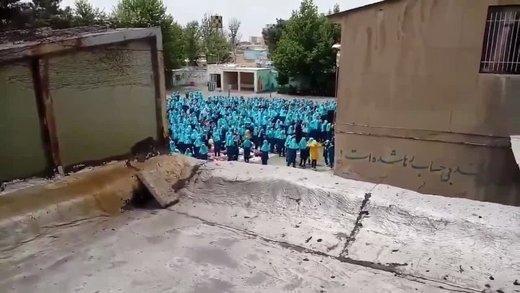 رقص کودکان درمدارس,اخبار سیاسی,خبرهای سیاسی,اخبار سیاسی ایران