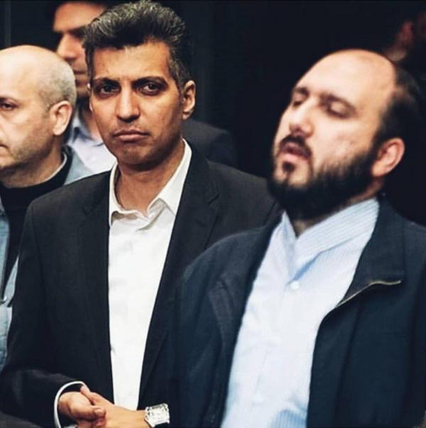 انتشار فایل صوتی جر و بحث فردوسی پور با فروغی؛ فیک یا واقعی؟!