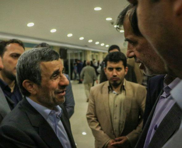 باهنر در آغوش احمدی نژاد؛ ائتلافهای جدید برای انتخابات مجلس یازدهم