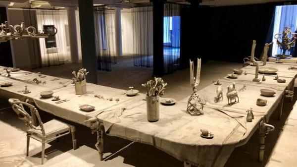 اثر هنری توماسساراسنو,اخبار هنرهای تجسمی,خبرهای هنرهای تجسمی,هنرهای تجسمی