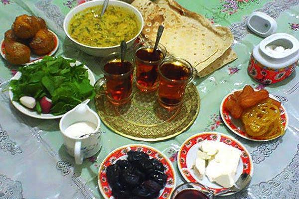 تغذیه ماه رمضان,اخبار پزشکی,خبرهای پزشکی,مشاوره پزشکی