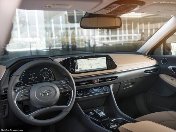 هیوندایی سوناتا 2020,اخبار خودرو,خبرهای خودرو,مقایسه خودرو