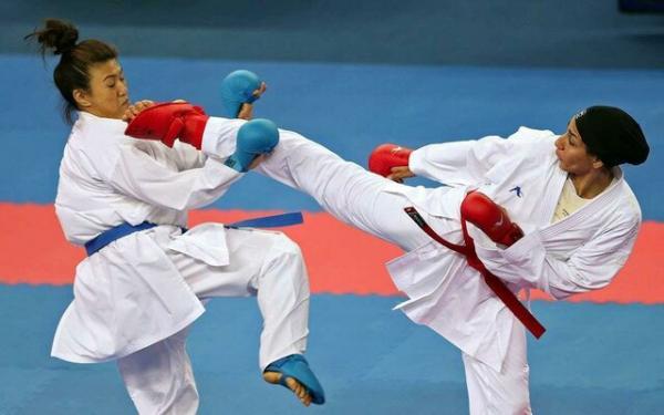 کاراته,اخبار ورزشی,خبرهای ورزشی,ورزش بانوان