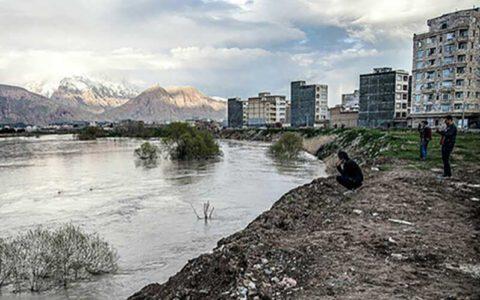 تجاوز به حریم رودخانهها,اخبار علمی,خبرهای علمی,طبیعت و محیط زیست