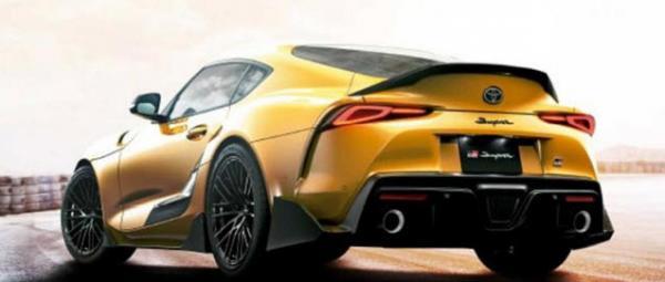 تویوتا سوپرا TRD,اخبار خودرو,خبرهای خودرو,مقایسه خودرو