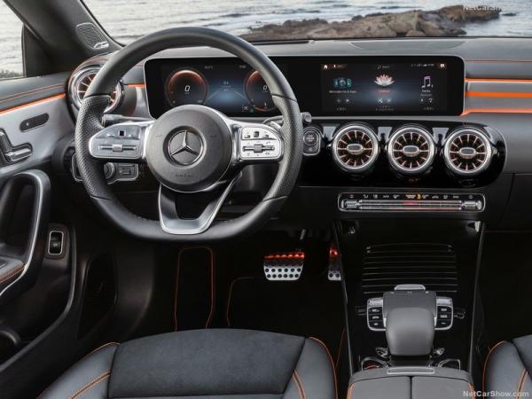 مرسدس بنز CLA مدل 2020,اخبار خودرو,خبرهای خودرو,مقایسه خودرو