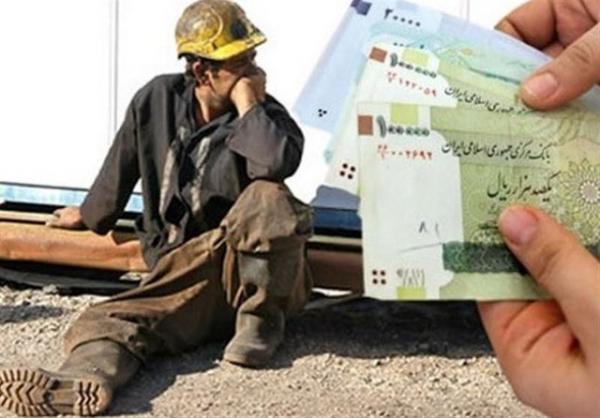 حداقل دستمزد کارگران باید ۳ میلیون و ۸۰۰ هزار تومان باشد