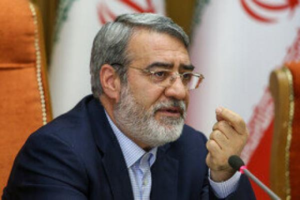 وزیر کشور: تصور مذاکره در شرایط فعلی معادل فشار بیشتر علیه ایران است