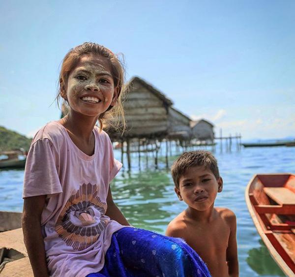 مردم باجائو,اخبار جالب,خبرهای جالب,خواندنی ها و دیدنی ها