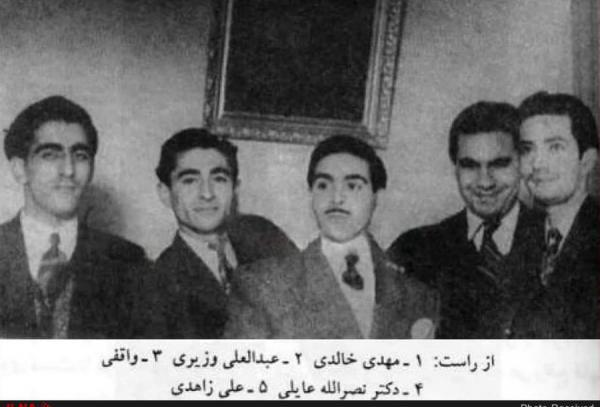 مهدی خالدی,اخبار هنرمندان,خبرهای هنرمندان,موسیقی