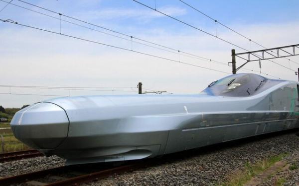 قطار آلفا ایکس Alpha X,اخبار خودرو,خبرهای خودرو,وسایل نقلیه