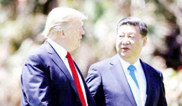دونالد ترامپ و شی جین پینگ,اخبار سیاسی,خبرهای سیاسی,اخبار بین الملل