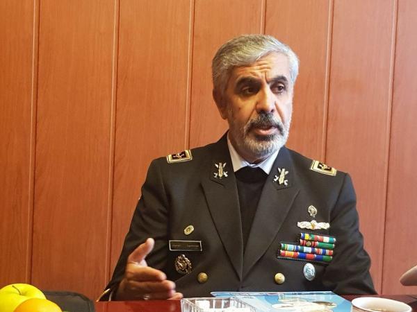 امیر موسوی: قانون عوض شود توانمندی سیاسی ارتش را به همه نشان می دهیم
