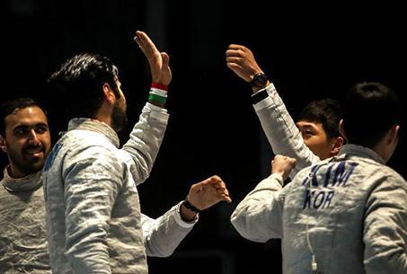 تیم ملی اسلحه سابر ایران,اخبار ورزشی,خبرهای ورزشی,ورزش