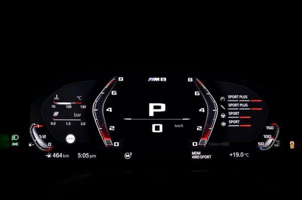 بی ام و M8,اخبار خودرو,خبرهای خودرو,مقایسه خودرو