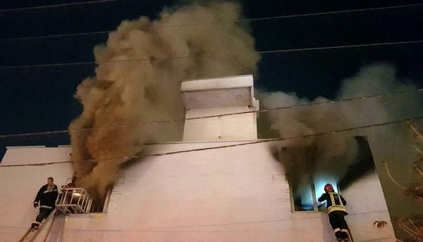 آتشسوزی در سینمای اهواز,اخبار حوادث,خبرهای حوادث,حوادث امروز