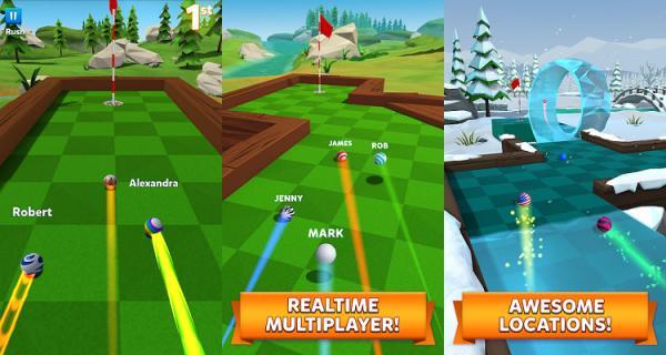 بازی های گلف برای موبایل,اخبار دیجیتال,خبرهای دیجیتال,بازی