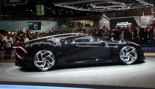 گرانقیمتترین خودروی نوین جهان,اخبار خودرو,خبرهای خودرو,مقایسه خودرو