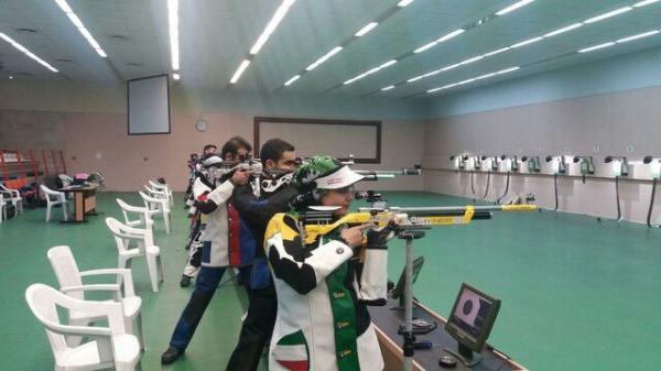 تیم تیراندازی بانوان ایران,اخبار ورزشی,خبرهای ورزشی,ورزش