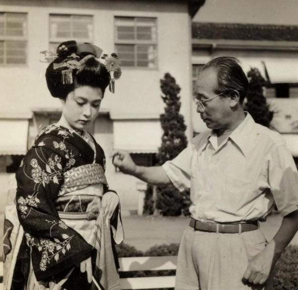 کنجی میزوگوچی,اخبار هنرمندان,خبرهای هنرمندان,اخبار بازیگران