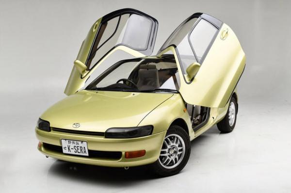 برترین های تویوتا در دهه 90 میلادی,اخبار خودرو,خبرهای خودرو,مقایسه خودرو
