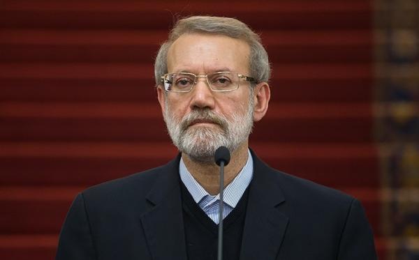 لاریجانی: ایران طبق برجام غنی سازی اورانیوم را ادامه میدهد