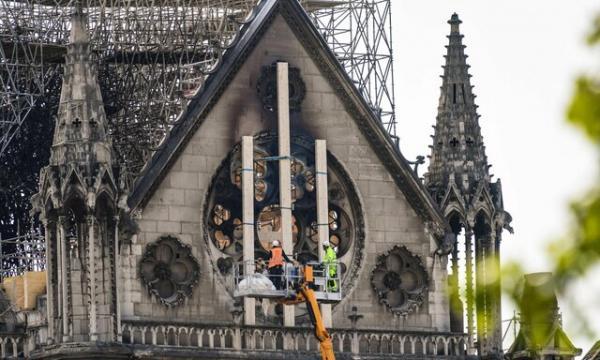 کلیسا نوتردام,اخبار فرهنگی,خبرهای فرهنگی,میراث فرهنگی