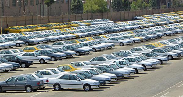 قیمت خودرو در بازار ایران,اخبار خودرو,خبرهای خودرو,بازار خودرو