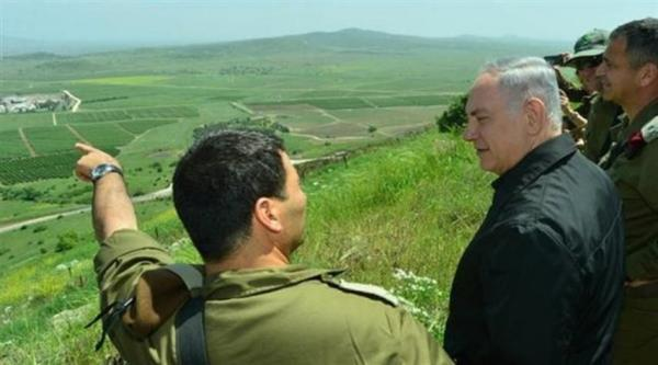 نتانیاهو در جولان,اخبار سیاسی,خبرهای سیاسی,خاورمیانه