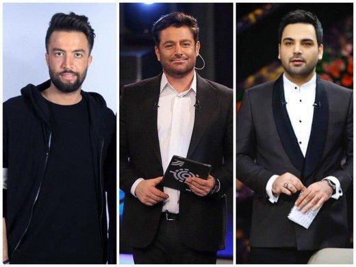 سلبریتی ها در نقش مجری تلویزیونی,اخبار صدا وسیما,خبرهای صدا وسیما,رادیو و تلویزیون