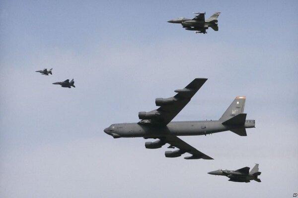 بمب افکنهای بی ۵۲ آمریکا,اخبار سیاسی,خبرهای سیاسی,دفاع و امنیت