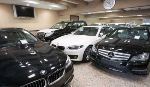 خودروهای لوکس و وارداتی خارجی,اخبار خودرو,خبرهای خودرو,بازار خودرو