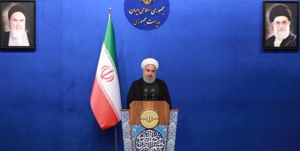روحانی: ایران و ملت ایران بزرگتر و با عظمتتر از آن است که کسی بتواند آن را تهدید کند