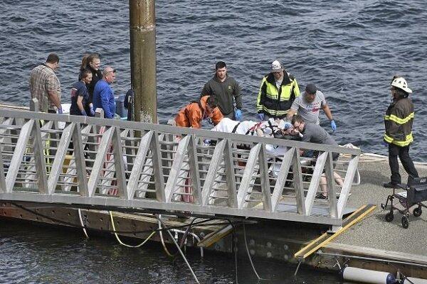 برخورد ۲ هواپیما در آلاسکا,اخبار حوادث,خبرهای حوادث,حوادث