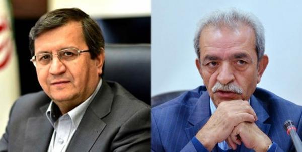 غلامحسین شافعی و عبدالناصر همتی,اخبار اقتصادی,خبرهای اقتصادی,بانک و بیمه