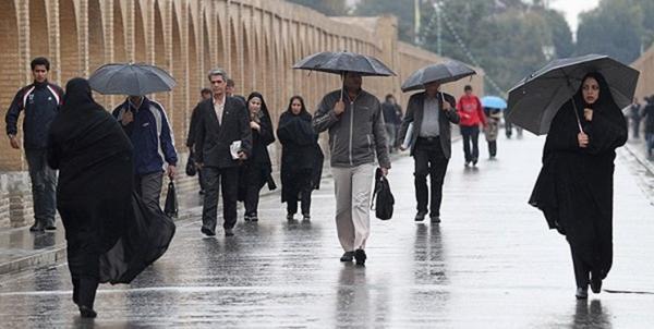 وضعیت آب و هوای اصفهان,اخبار اجتماعی,خبرهای اجتماعی,وضعیت ترافیک و آب و هوا