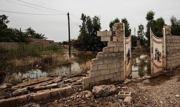 سیل خوزستان ۱۱ هزار میلیارد تومان خسارت به بار آورد