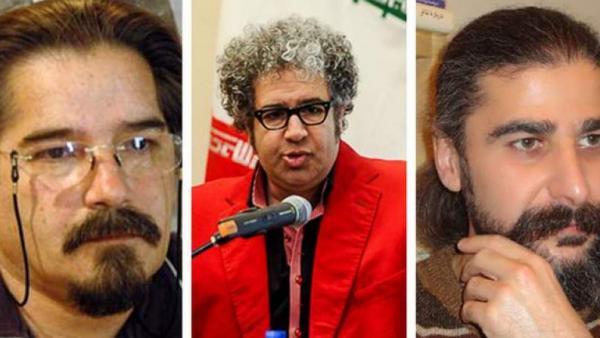 سه نویسنده ایرانی,اخبار سیاسی,خبرهای سیاسی,اخبار سیاسی ایران