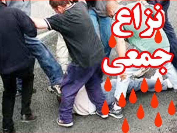 نزاع طایفهای در خرمآباد,اخبار حوادث,خبرهای حوادث,جرم و جنایت