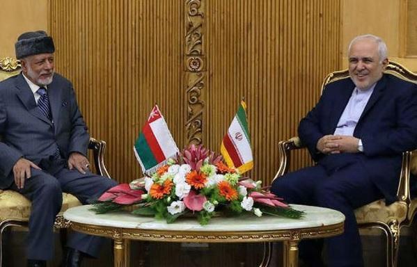 وزیر خارجه عمان در تهران، ۴ روز پس از تماس تلفنی پومپئو با سلطان قابوس