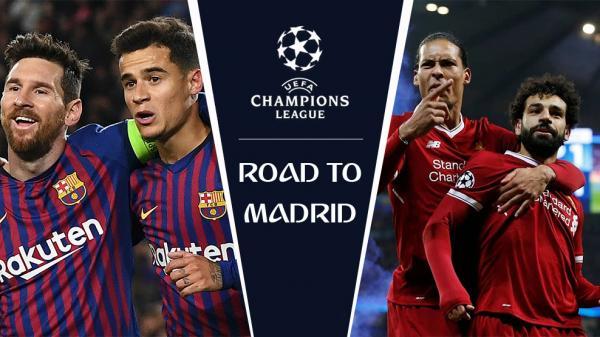 دیدار لیورپول و بارسلونا,اخبار فوتبال,خبرهای فوتبال,لیگ قهرمانان اروپا