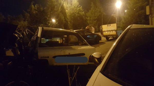 تصادف پورشه و پراید در اصفهان,اخبار اجتماعی,خبرهای اجتماعی,آسیب های اجتماعی