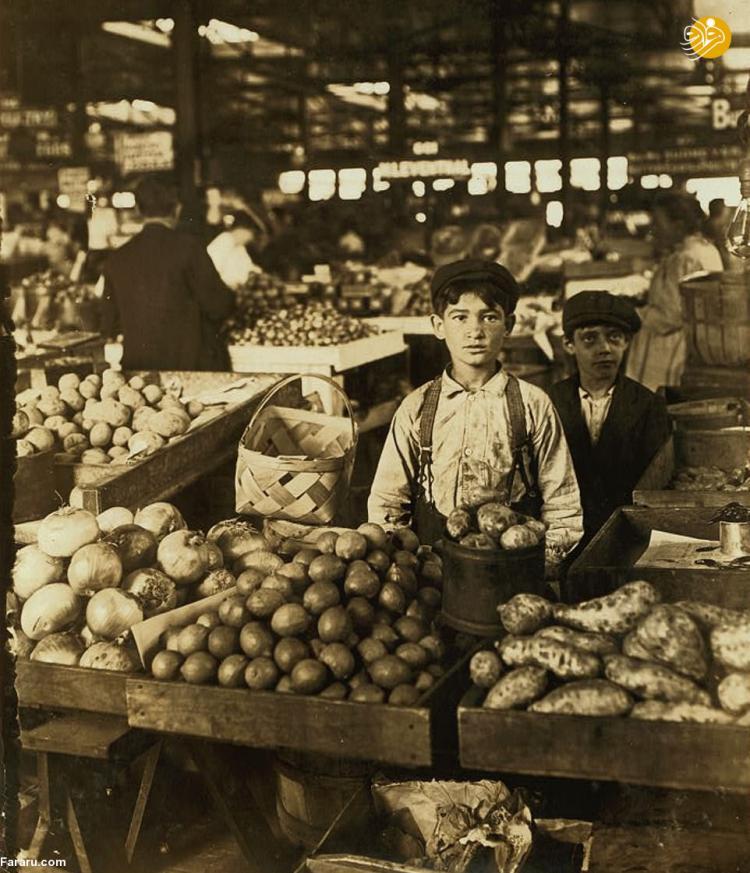 تصاویر کودکان کار در آمریکا,عکس های کودکان کار در آمریکا,عکس های شرایط سخت کودکان در آمریکا