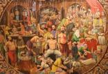 نقاشی خیالینگاری یا نقاشی قهوهخانهای,اخبار هنرهای تجسمی,خبرهای هنرهای تجسمی,هنرهای تجسمی