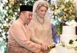 ازدواج تنگکو محمد فایز پترا بالوئیس جوهانسون,اخبار سیاسی,خبرهای سیاسی,سیاست