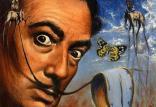 سالوادور دالی,اخبار هنرهای تجسمی,خبرهای هنرهای تجسمی,هنرهای تجسمی