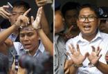 بازداشت خبرنگاران در میانمار,اخبار سیاسی,خبرهای سیاسی,اخبار بین الملل